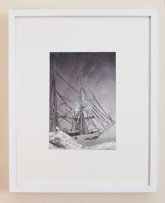 Alex Rose, Untitled , 2011,11.5 x 8 in