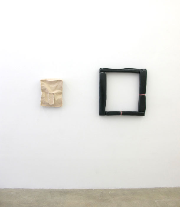 Installation view,  New Traditionalists , Martos Gallery, New York, 2012