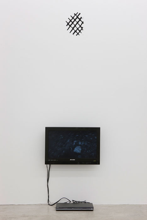 Installation view,  Advertisement , Martos Gallery, New York, 2011