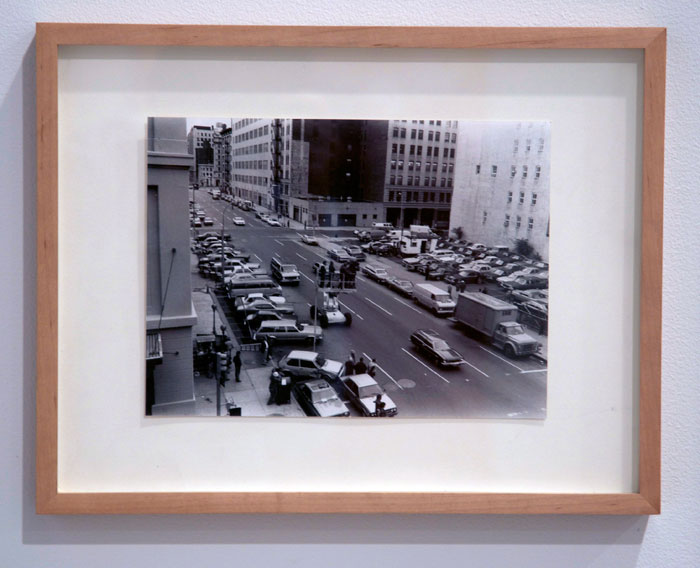 Ernst Caramelle, Untitled , 1984, photograph, 6.7 x 9.4 in