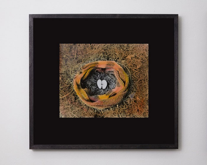 Li Yuan-Chia, Untitled , 1993, hand-colored photograph, 7 x 9 in