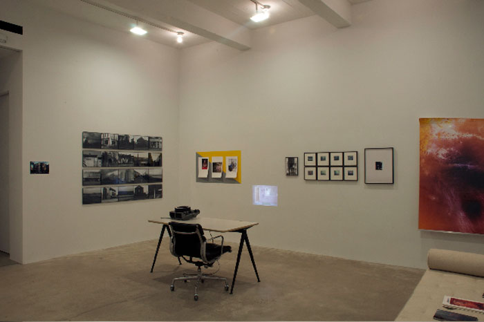 Installation view, Just Photography , Martos Gallery, New York, 2011