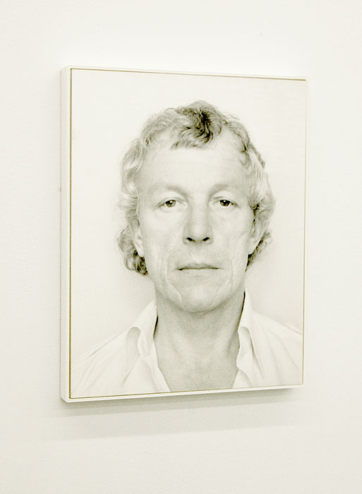 Roman Opalka, 2,093,513 , 1965, Photograph, 12 x 9.5 in