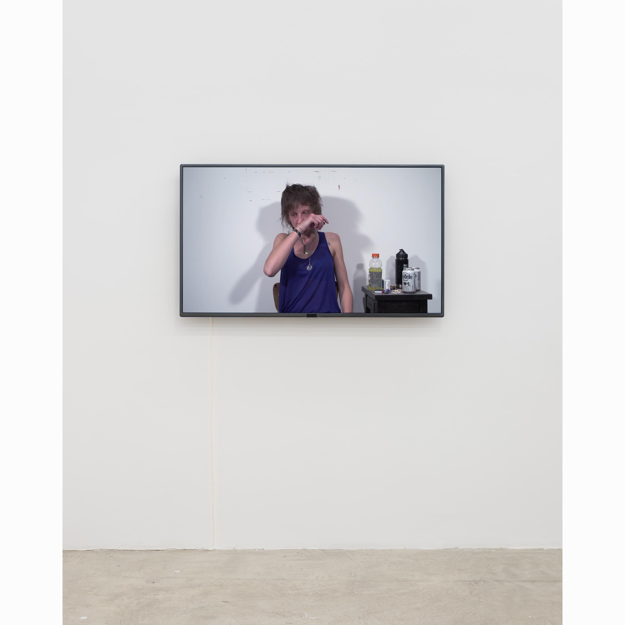 Jennifer Gustavson, I Love You , 2015,HD video,239:41 min, Edition 1/3,Courtesy the Artist