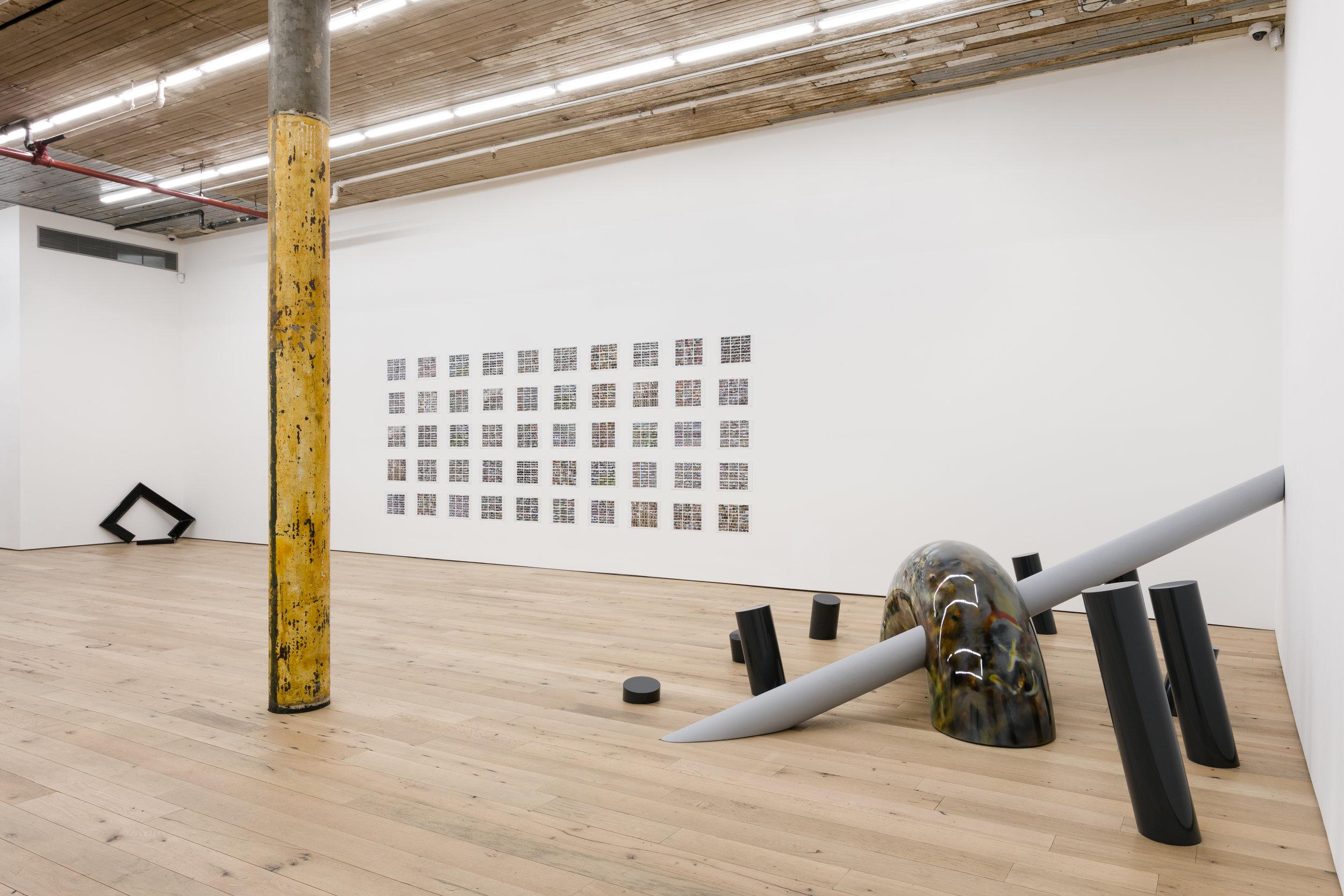 Installation View,  Fall Apart , Martos Gallery, New York, NY, 2019