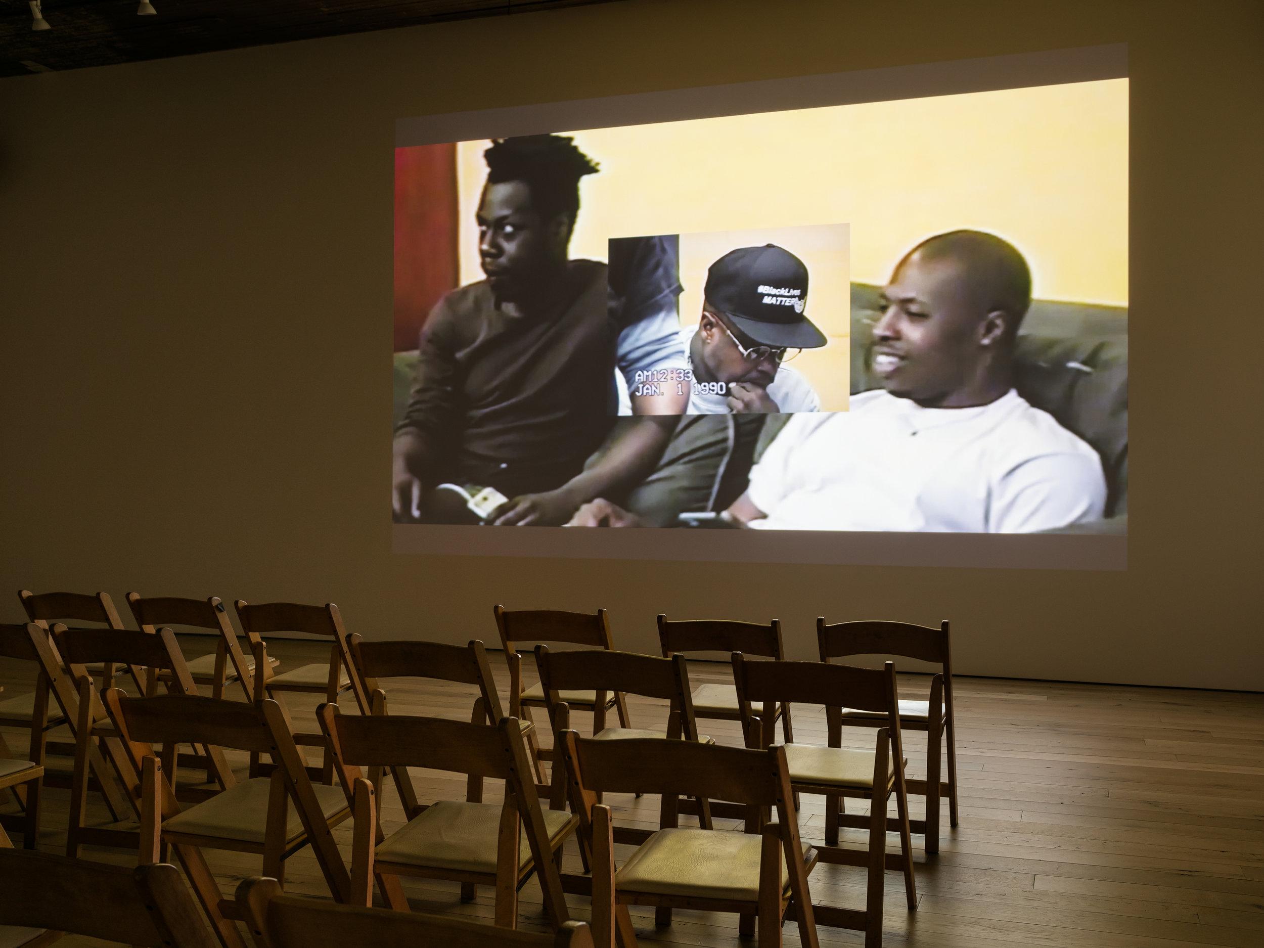 Installation View,  EBSPLOITATION , Martos Gallery, New York, NY 2019