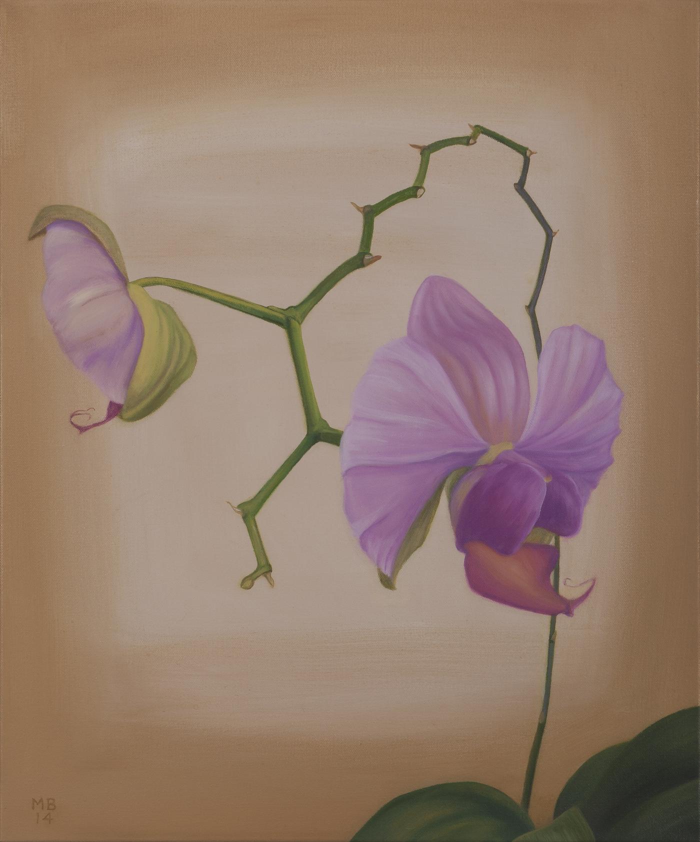 "Artist Marissa Bridge: ""Silent Journey"" [2014]"