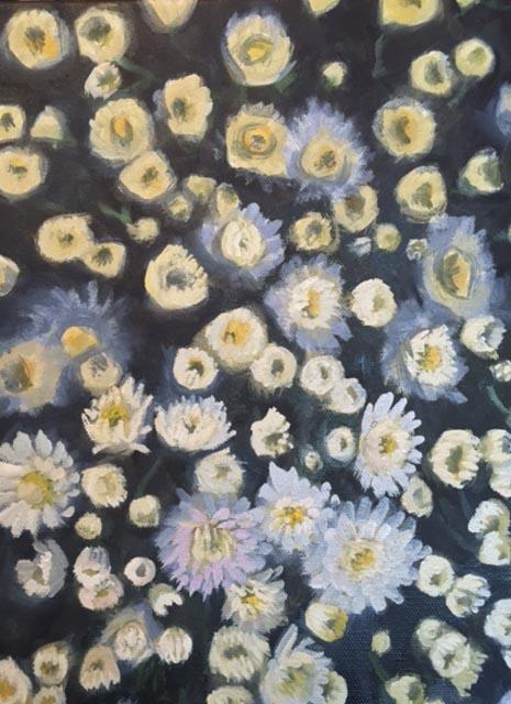 "Artist Marissa Bridge: ""#1 White Mum Series"" [2015]"