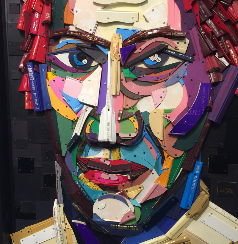 Artist Federico Uribe