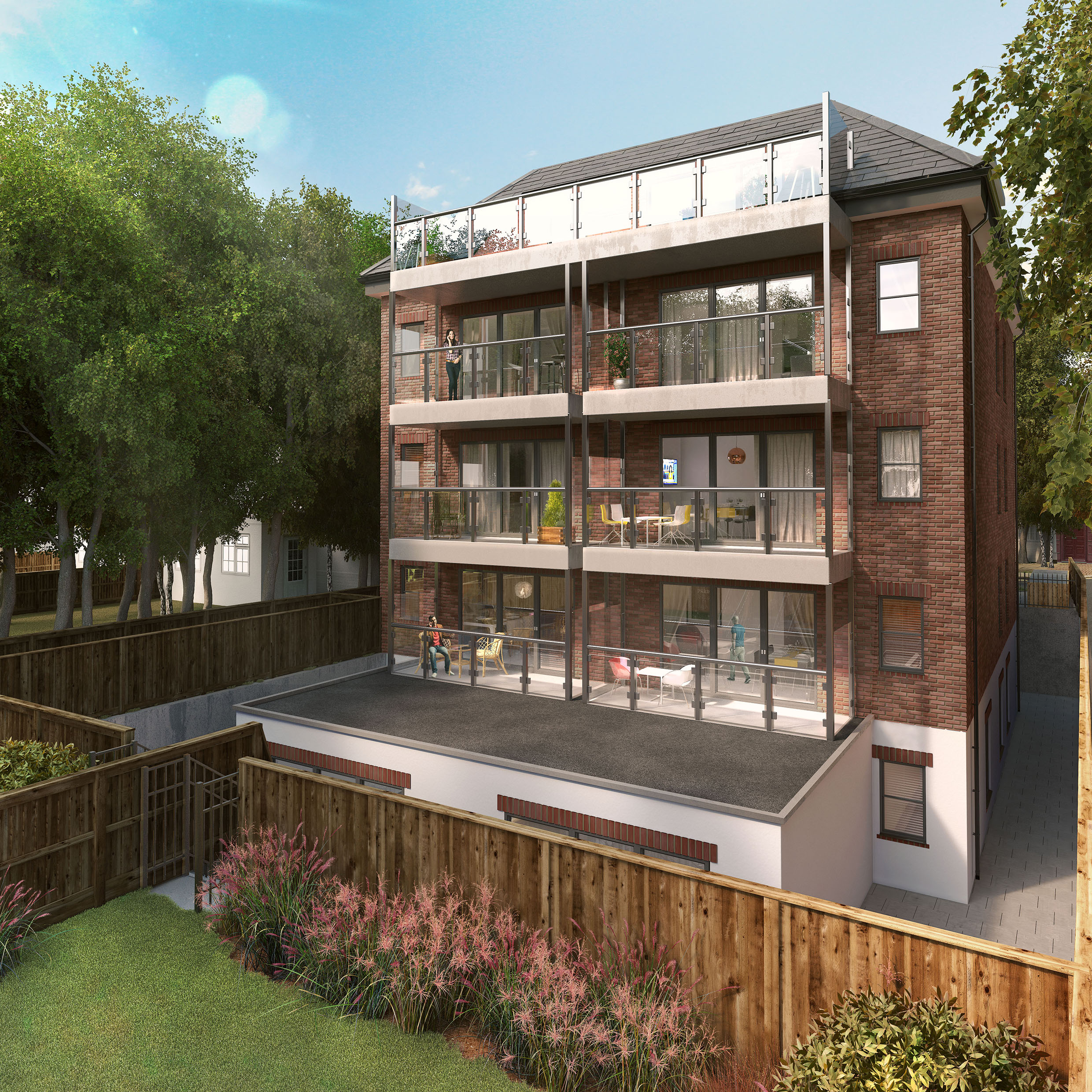 TEN FONTENOY, BALHAM - OUR LATEST LUXURY DEVELOPMENT