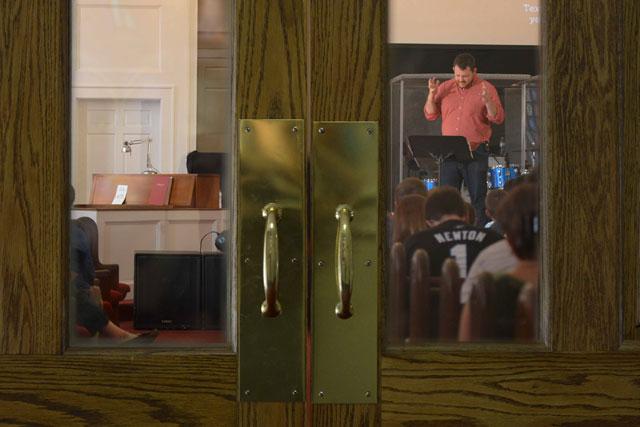 Jon Teaching Doors