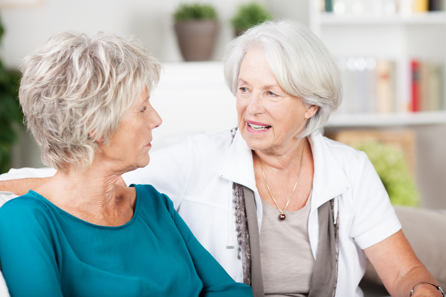 older couple counselling