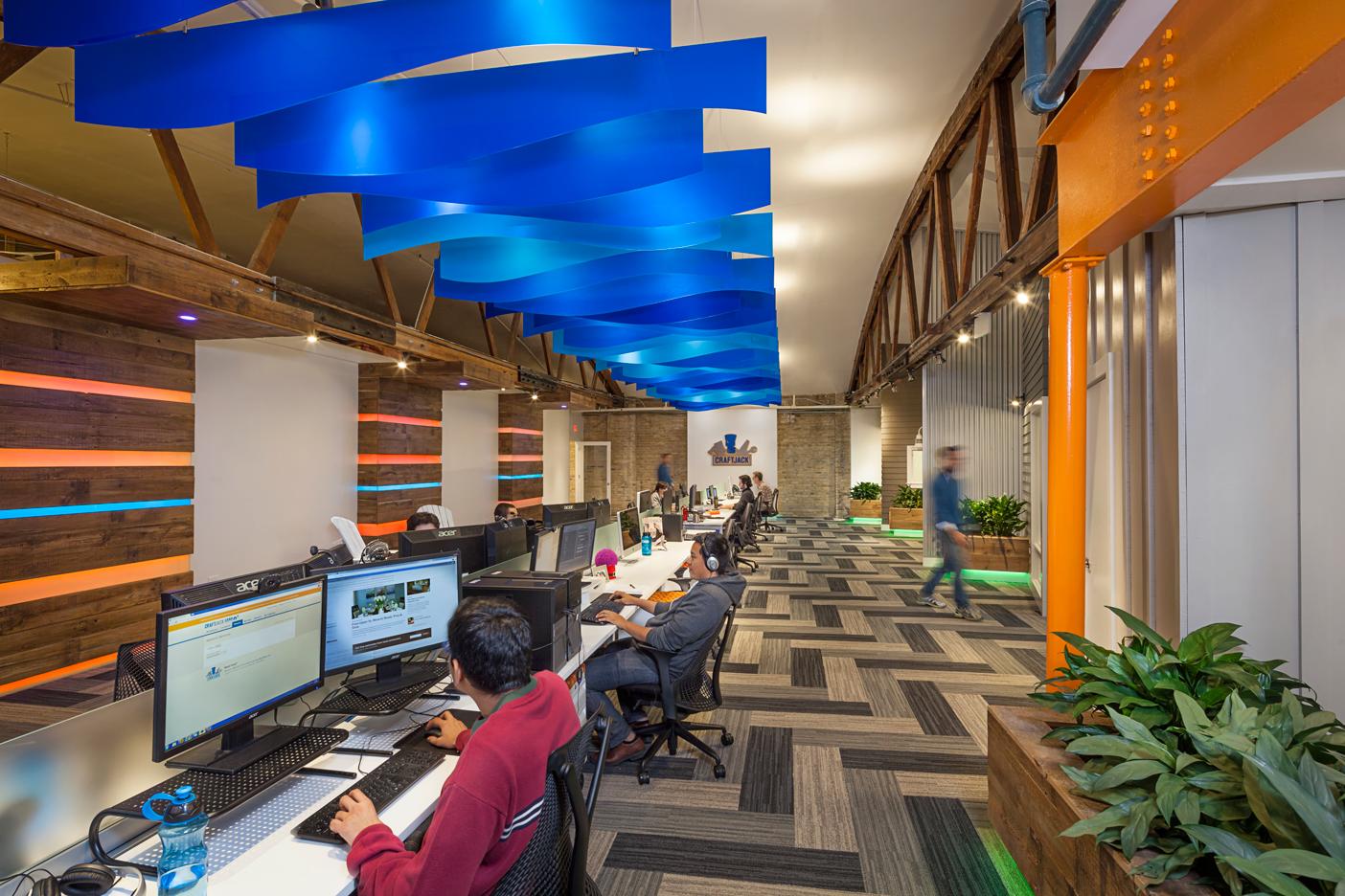 Craftjack Offices | Evanston