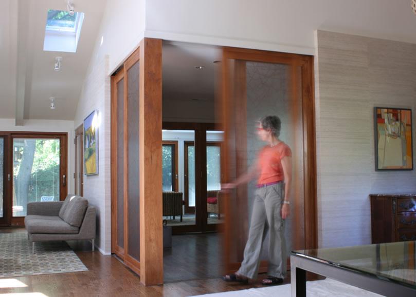 3-Form Office Doors