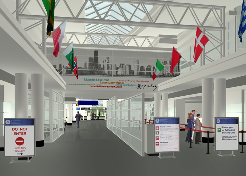 Terminal 5 Master Planning | O'Hare Chicago