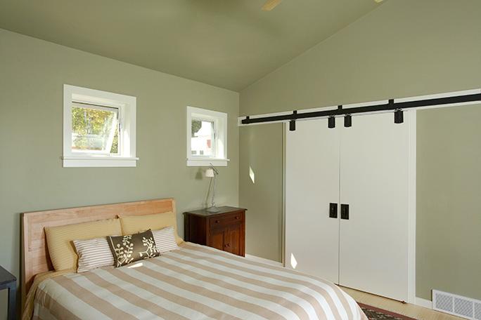 Master Bedroom Closets