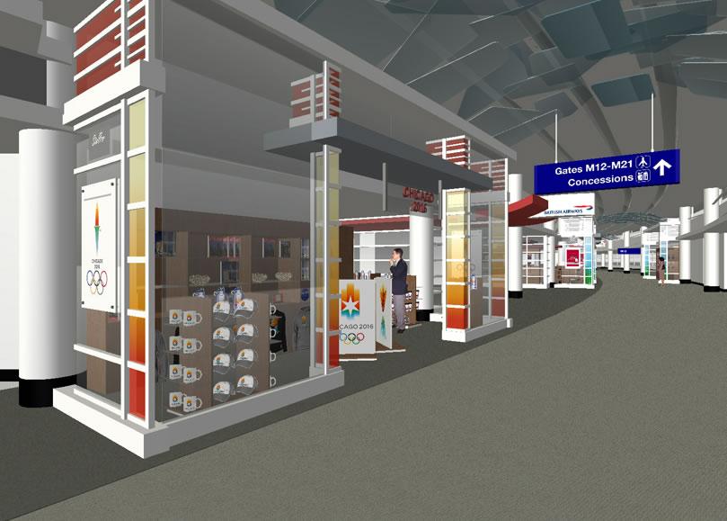 Proposed Retail Design