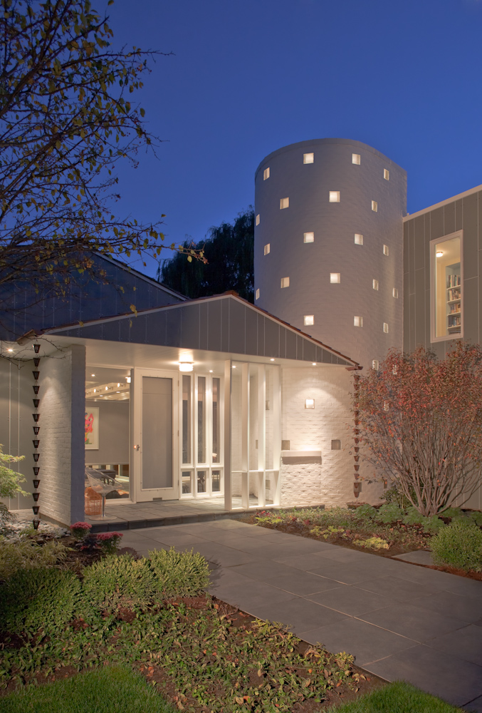 Mid Century Modern Green Home | Glencoe