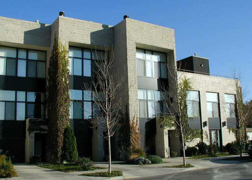 Fry Street Townhomes | Chicago