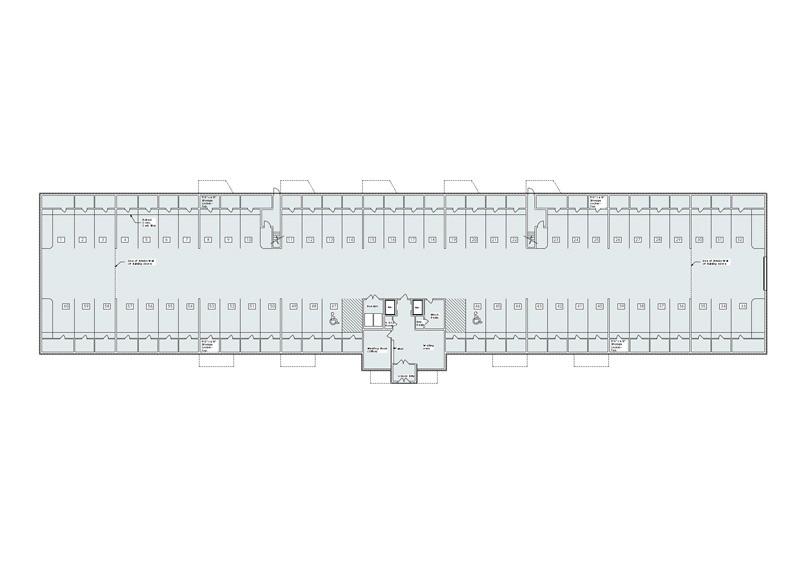 Garage Level Plan