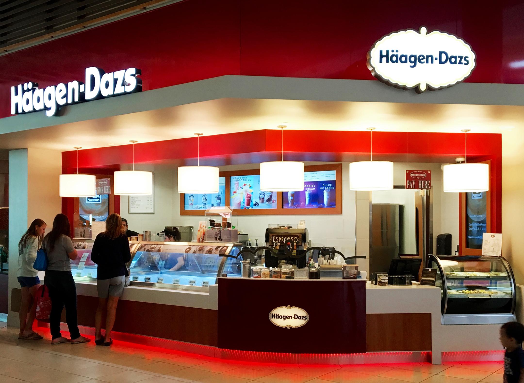 Häagen-Dazs | Rosemont