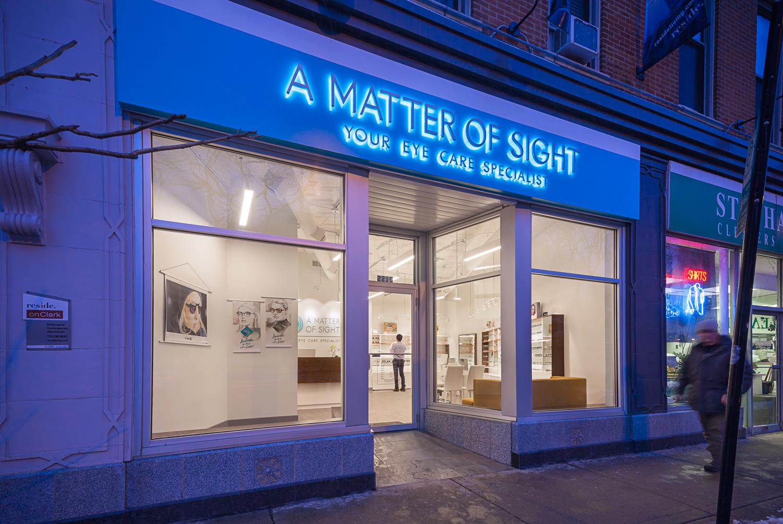 A Matter of Sight | Chicago