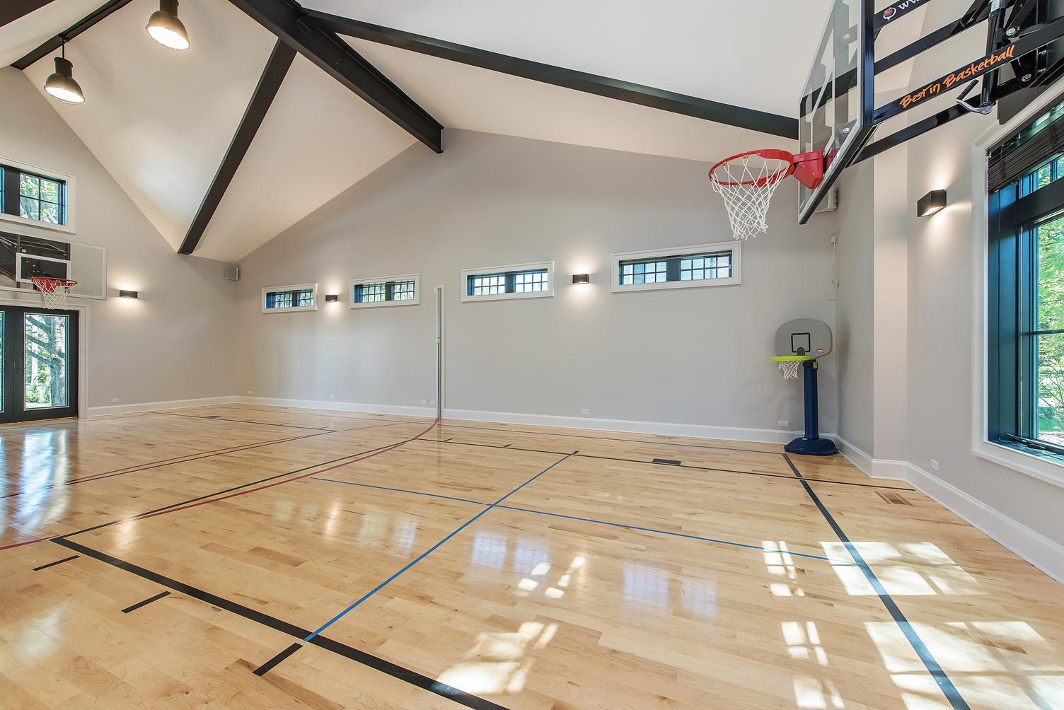 Interior Sport Court
