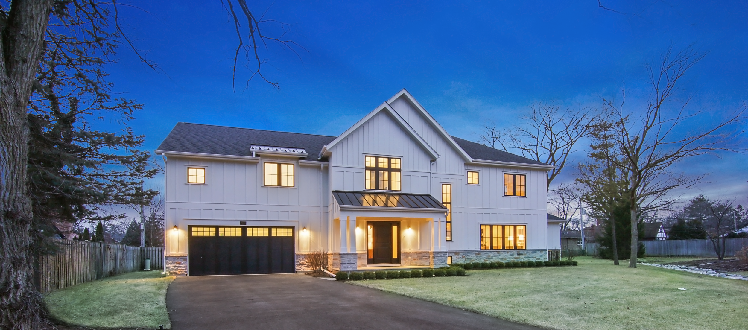 Balmoral Luxury Home | Glenview