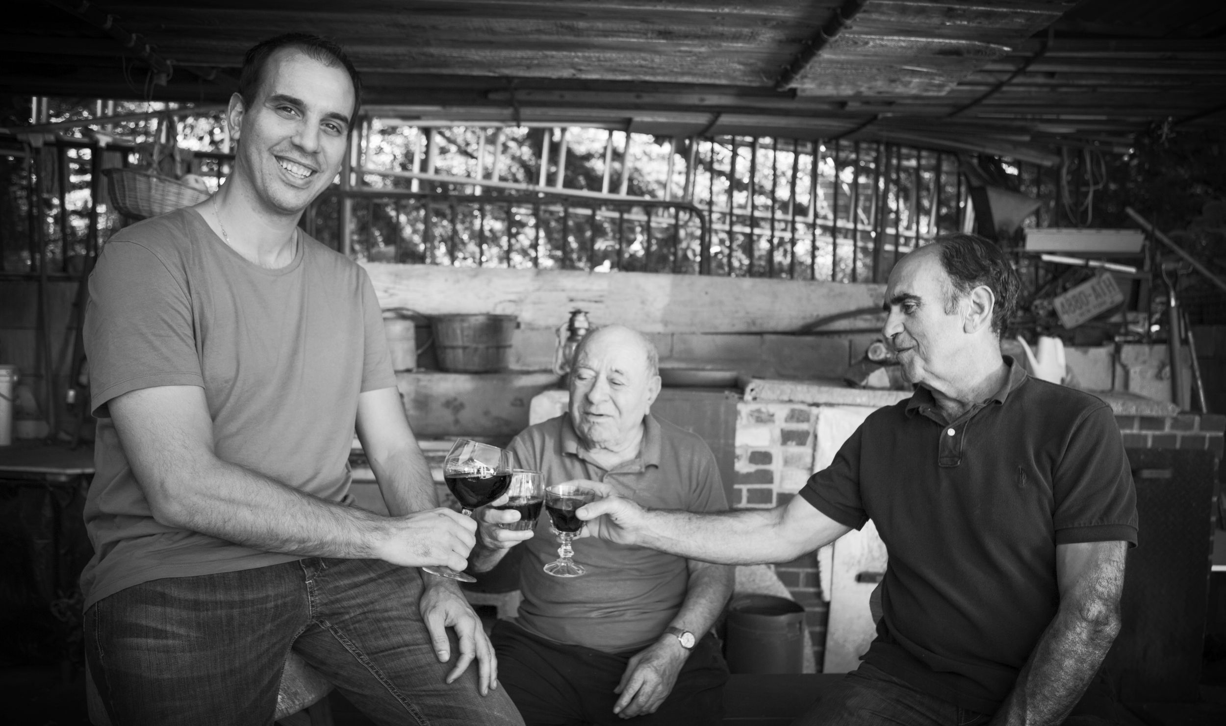 Three Generations of Winemakers