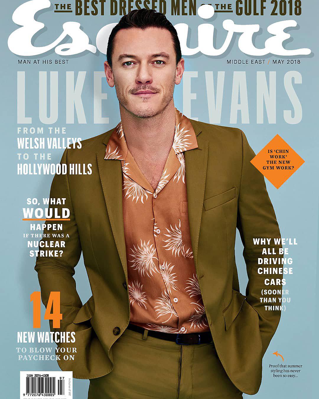 esquire magazine may 2018