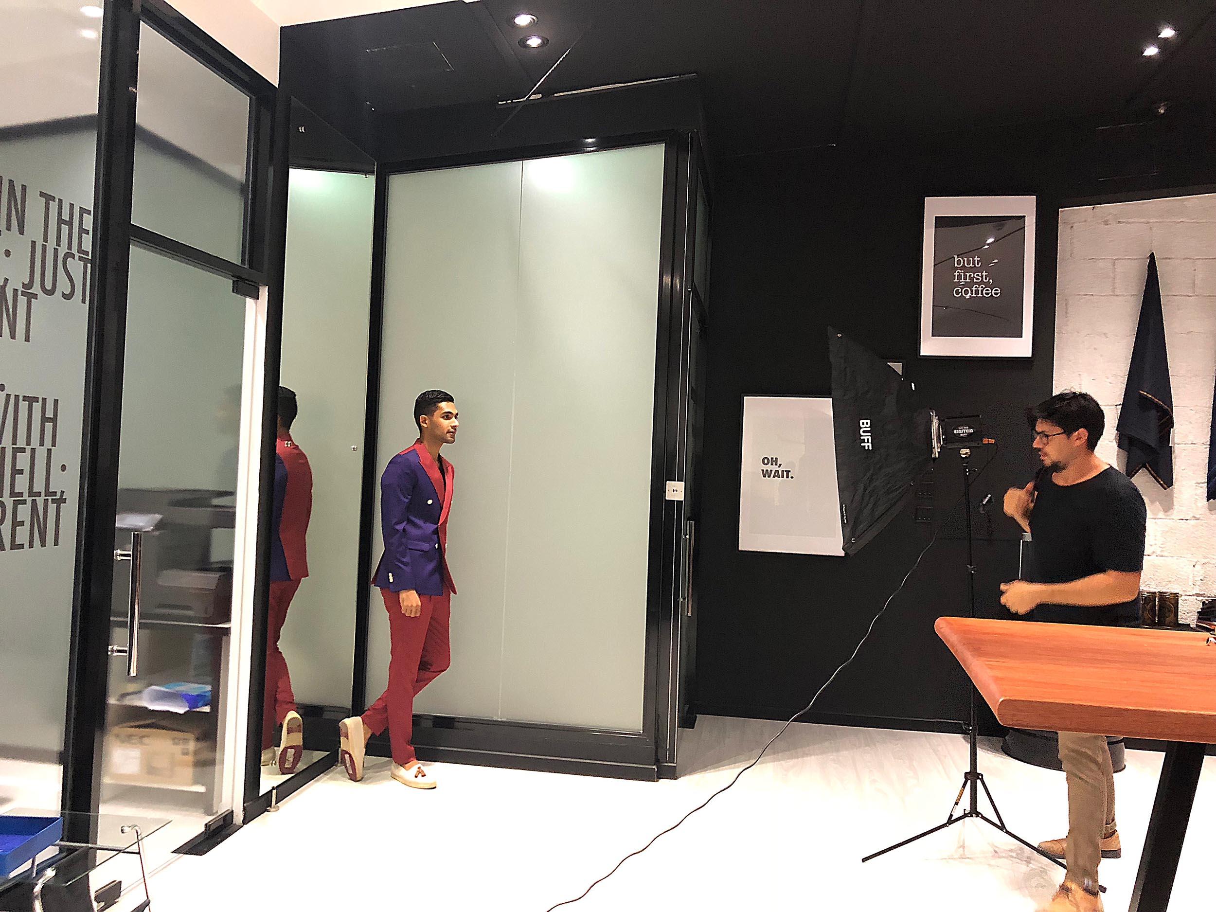 atelier wael suit