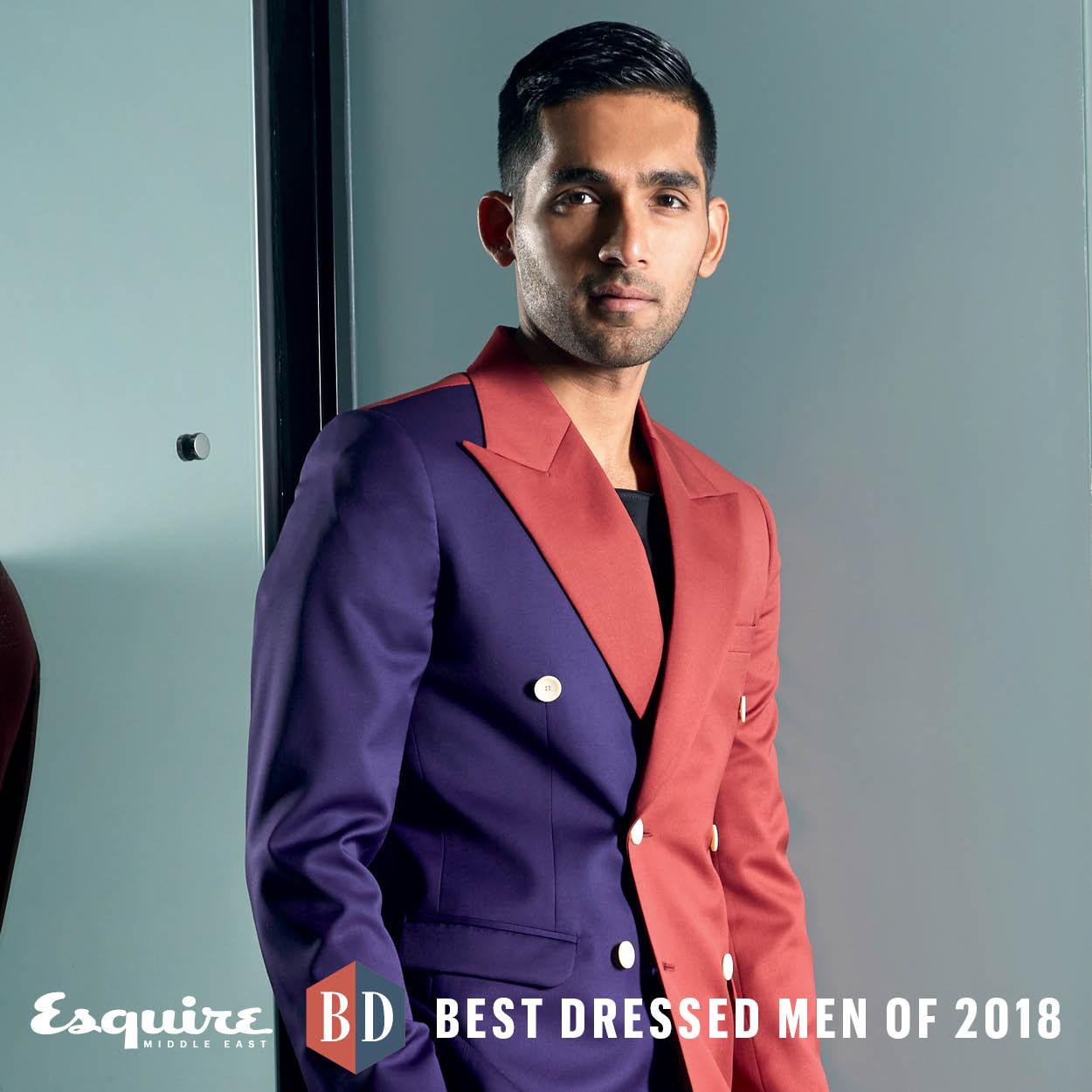 esquire best dressed 2018