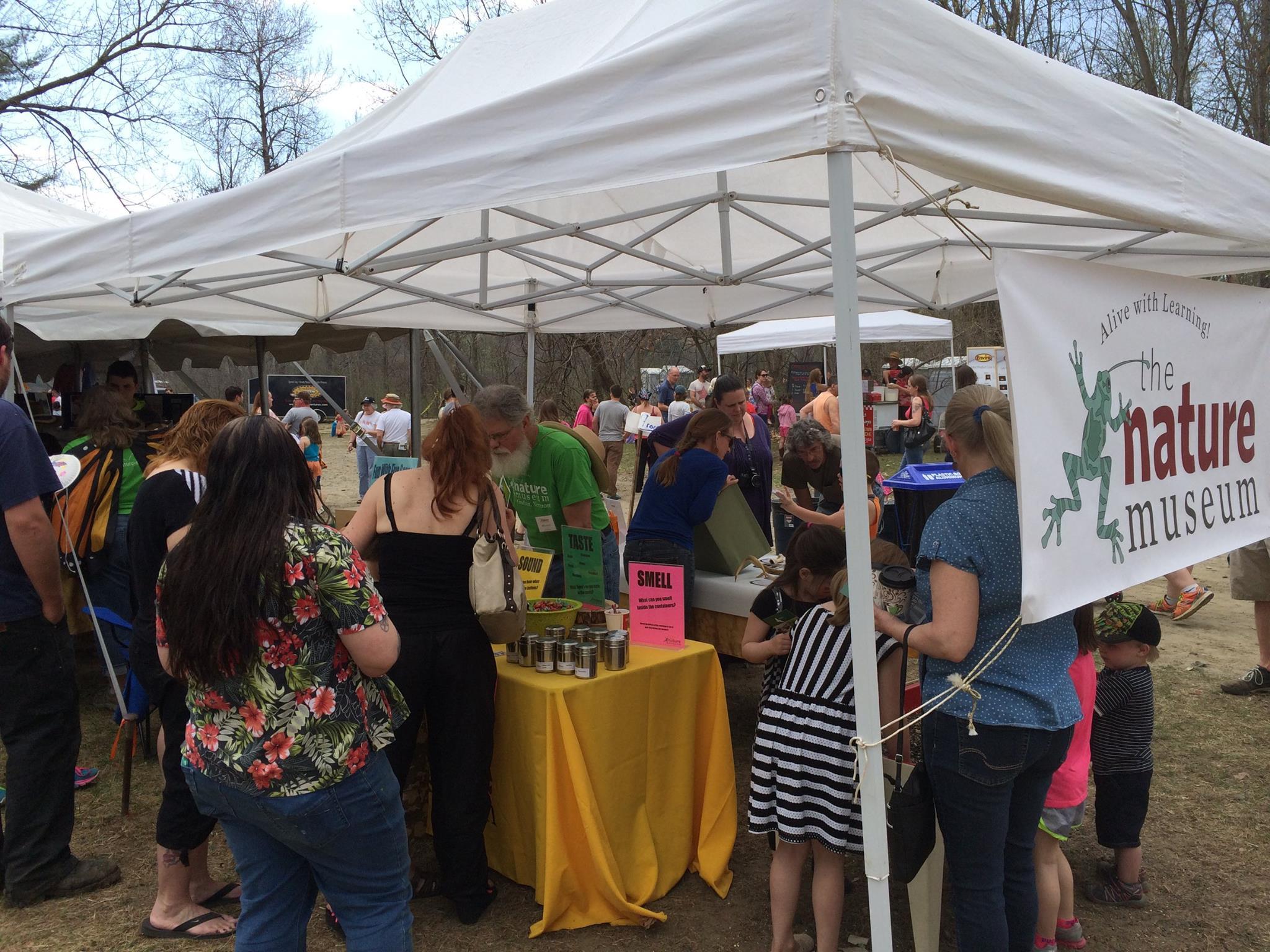 16th Annual Herricks Cove Wildlife Festival