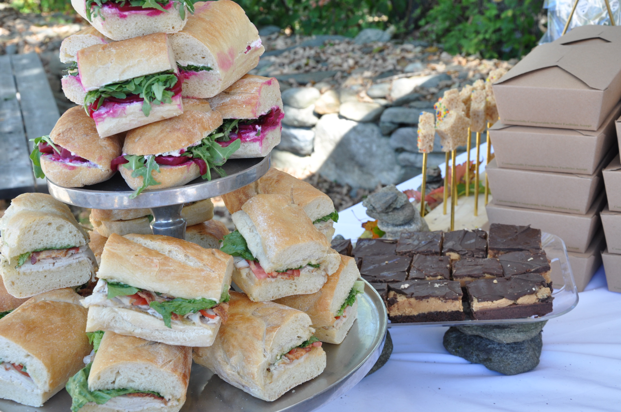 MKT: Grafton sold fairy-inspired treats and fresh sandwiches and salads