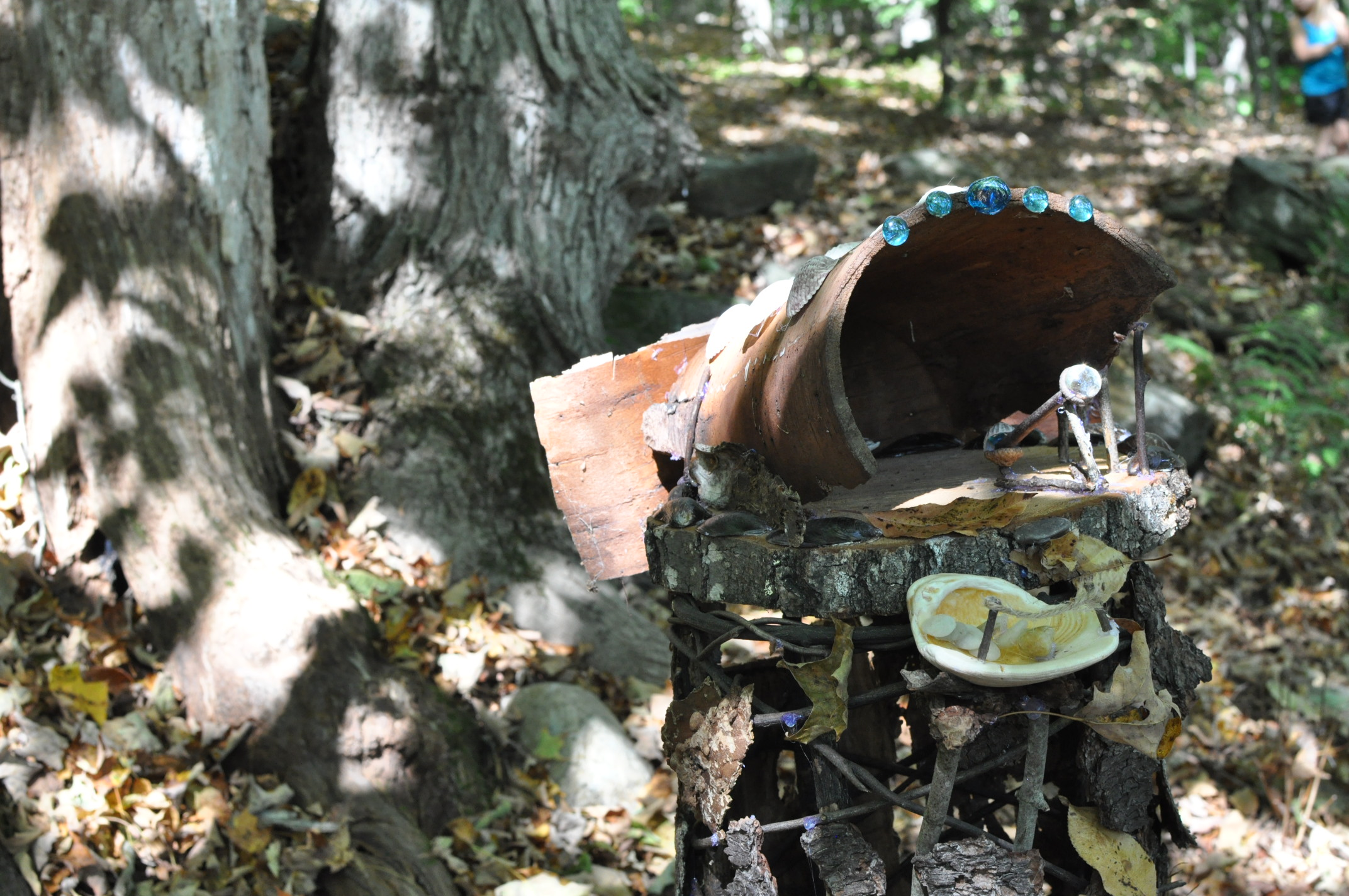 Fairy House by Delaney and Willem Bargfrede -