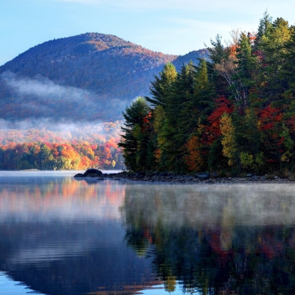 See Vermont Fall Foliage in These 12 Beautiful Places  Conde Nast Traveler
