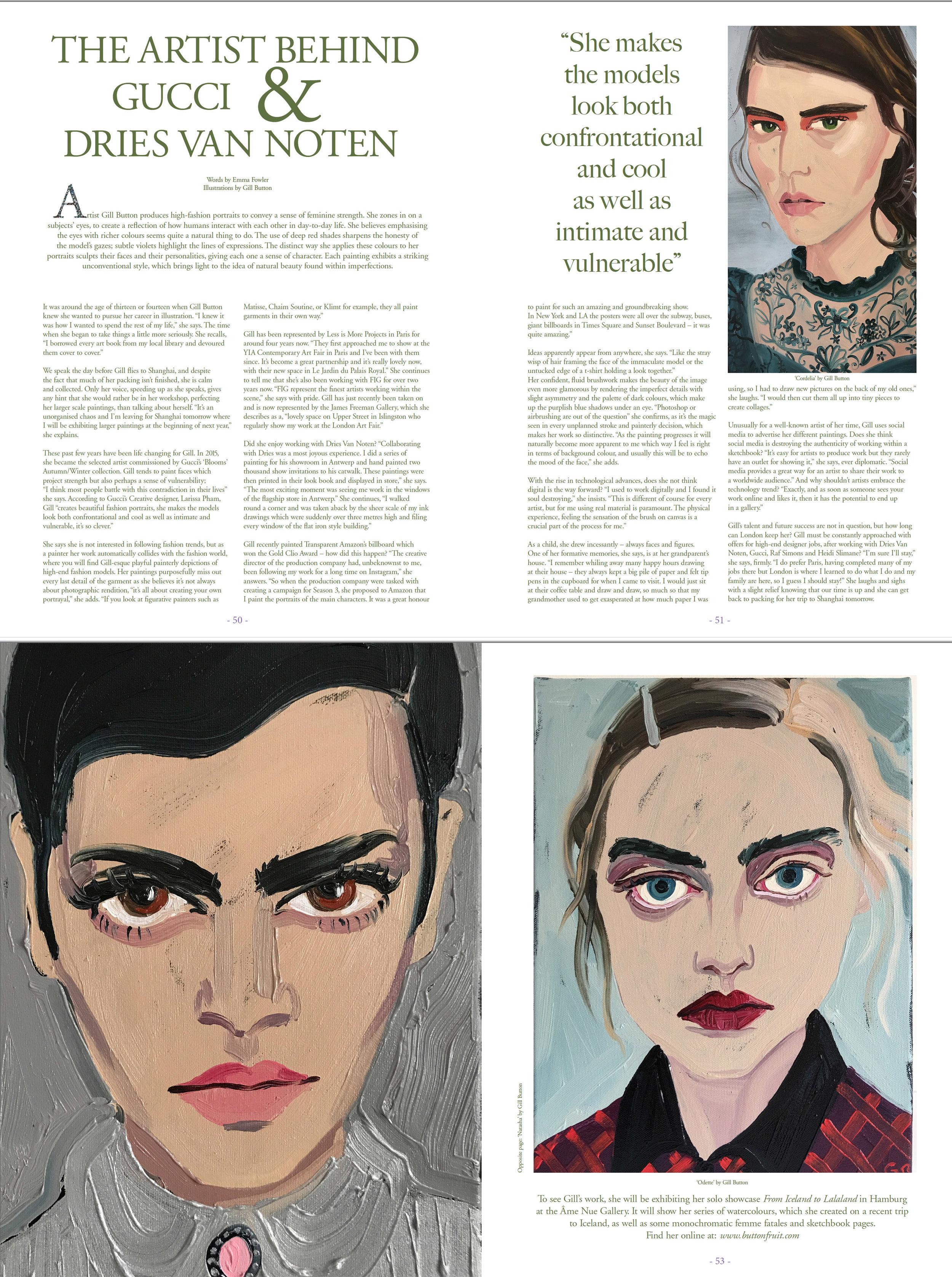 Liberty London's Loom Magazine