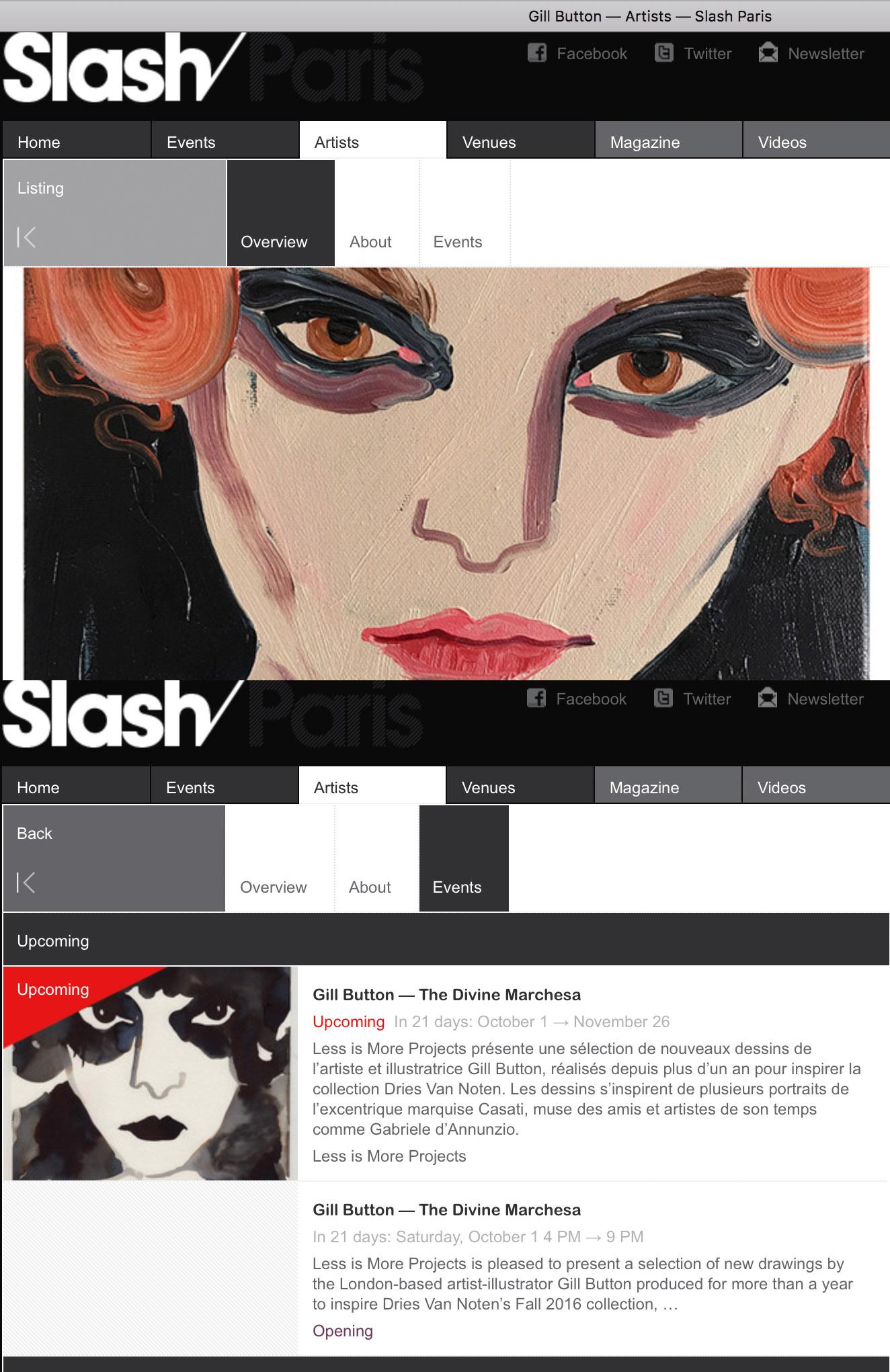 Slash Paris