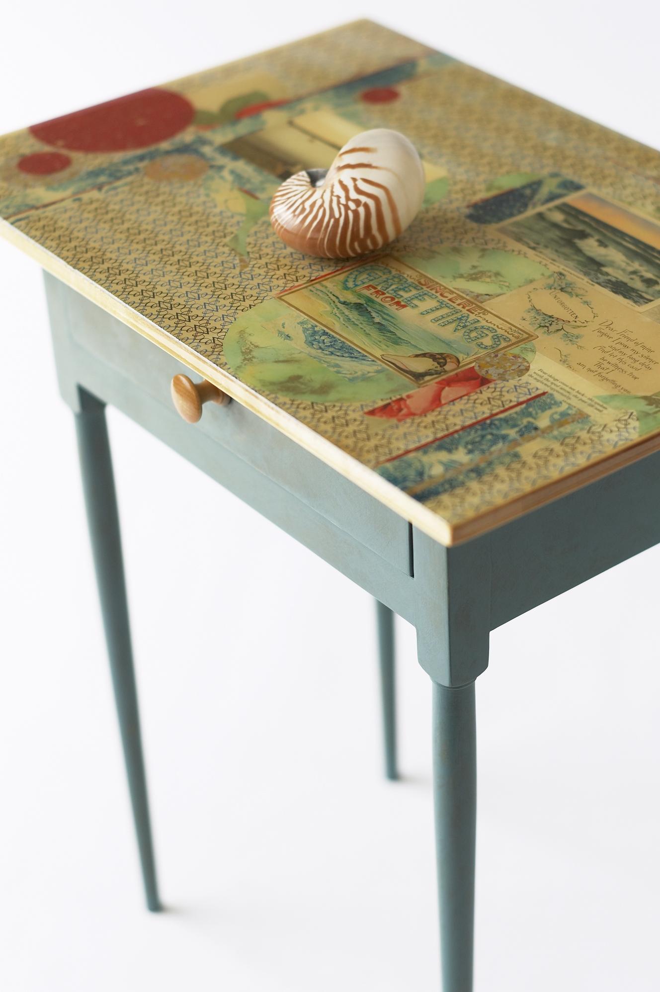 Unforgotten, table