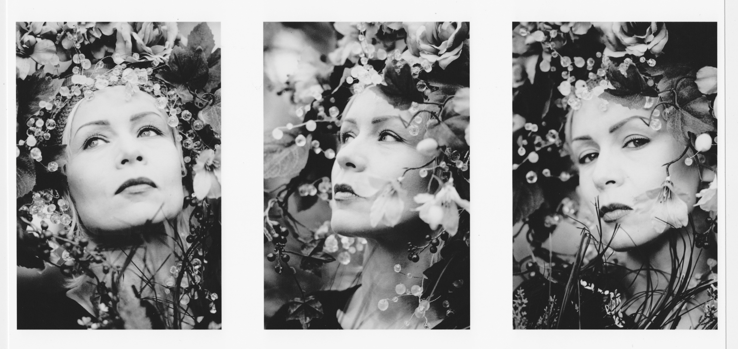 Winter Promise, triptych