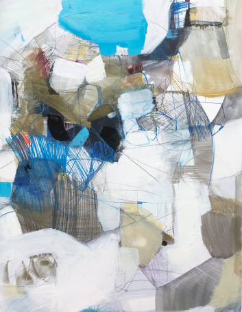 """<p><strong>GRETCHEN WARSEN</strong>mixed media on Yupo<a href=""""/gretchen-warsen"""">More →</a></p>"""