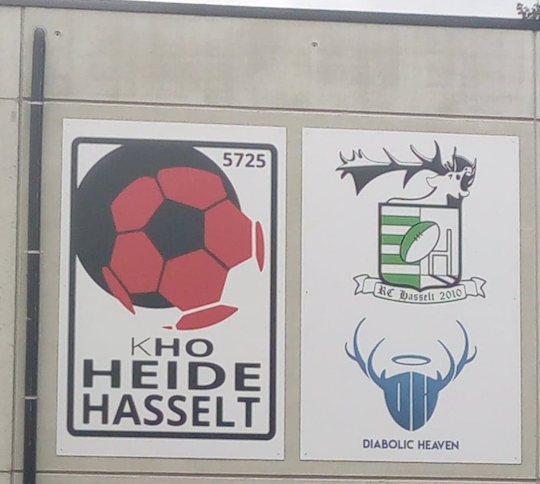 KHO Heide Hasselt   Diabolicheaven   Rugbclub Hasselt