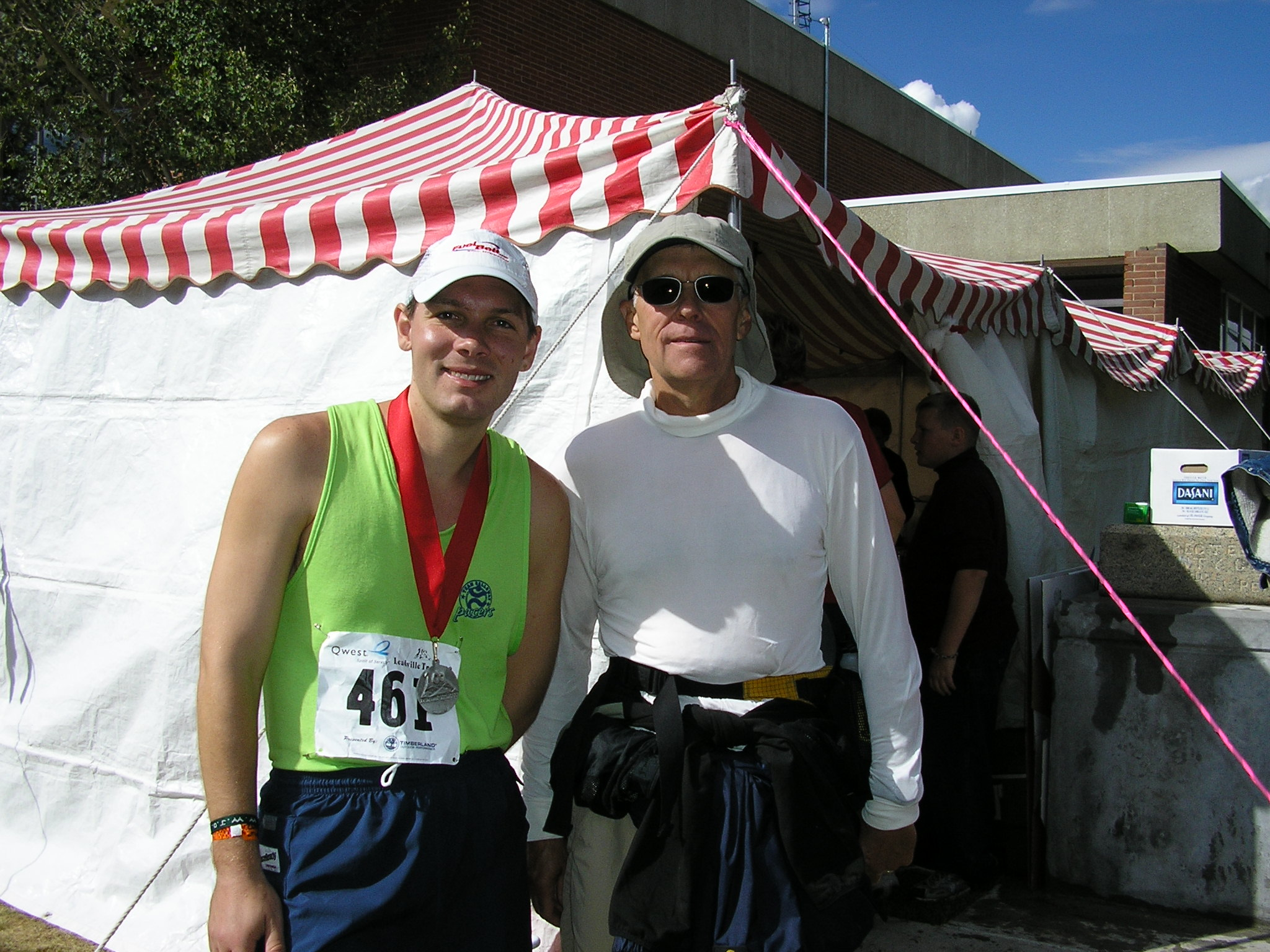 2004 Leadville Trail 100