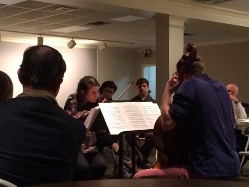 Bach Conversations in Nashville