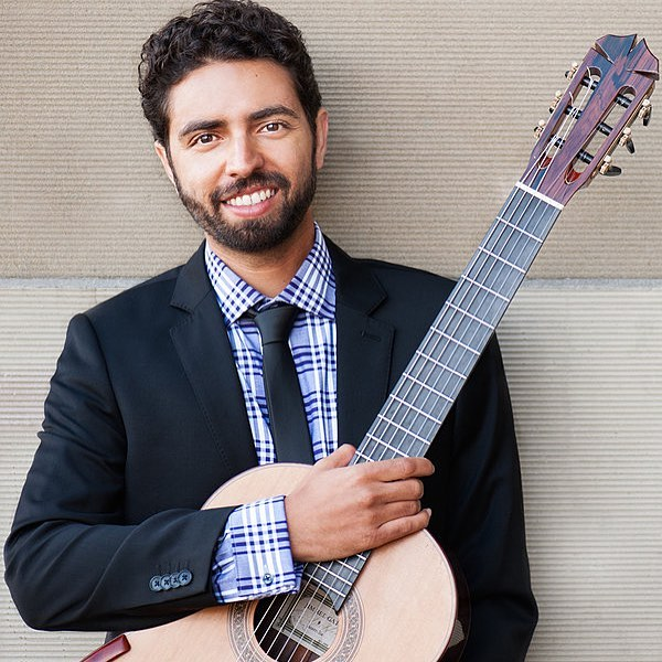 Meet Christopher Mallett, who not only happens to be one of the best classical guitar players out there, but he's also a member of the MFS Artist Collective!  Chris keeps busy with performing and teaching around the world, while co-directing the California Conservatory of Guitar in San Francisco. Check out his profile (and playing) on the MFS website! #musicinfamiliarspaces #classicalguitar #artistcollective #guitar