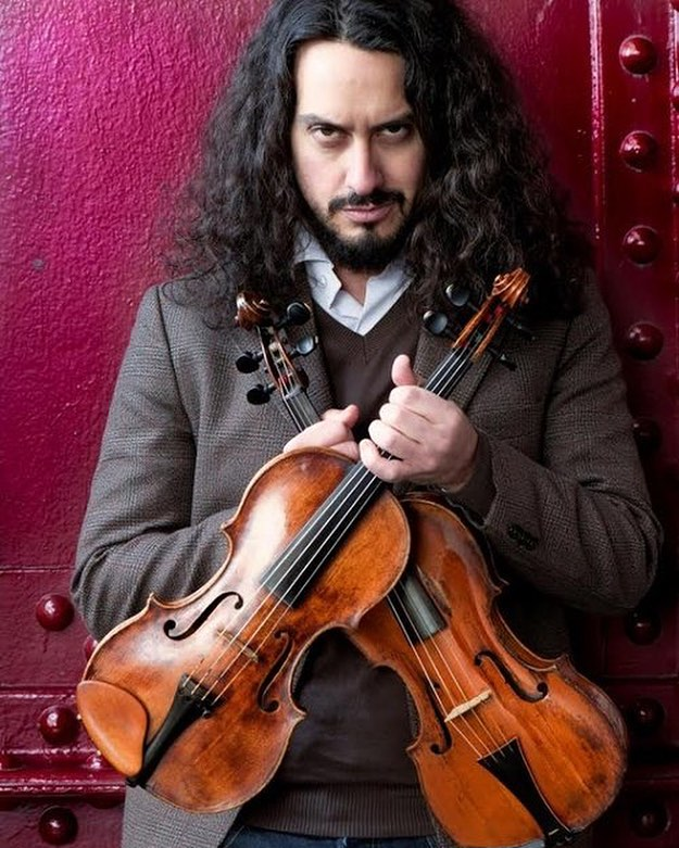 We're very excited to introduce you to MFS Artist Jorge Jimenez, a truly inspiring #violinist and #conductor based in London and Barcelona. Jorge's ability to imbue music with passion and life has thrilled audiences around the globe. Hear for yourself by checking out Jorge's profile on the MFS website (link in bio) #musicinfamiliarspaces #artistcollective