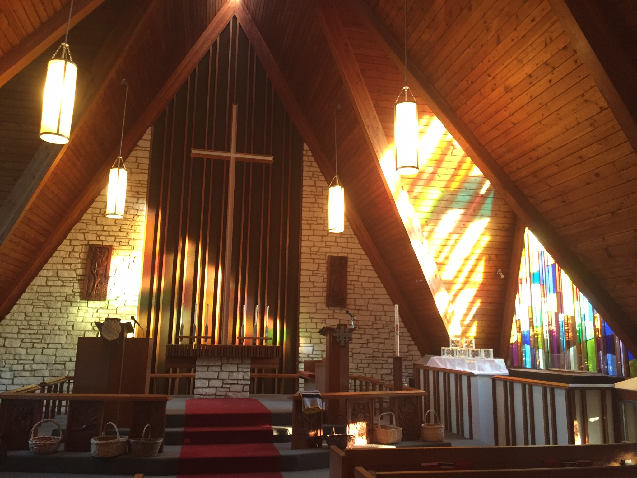 sanctuary with stained glass light.JPG