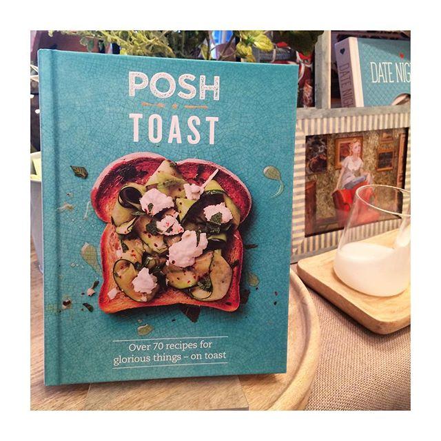 Posh Toast anyone? 🍽 #foodie #foodiesofinstagram #foodiegifts #toast #poshtoast #cooking #cookbooks #recipeinspiration #gifts #giftstore #studiocity #losangeles #venturablvd