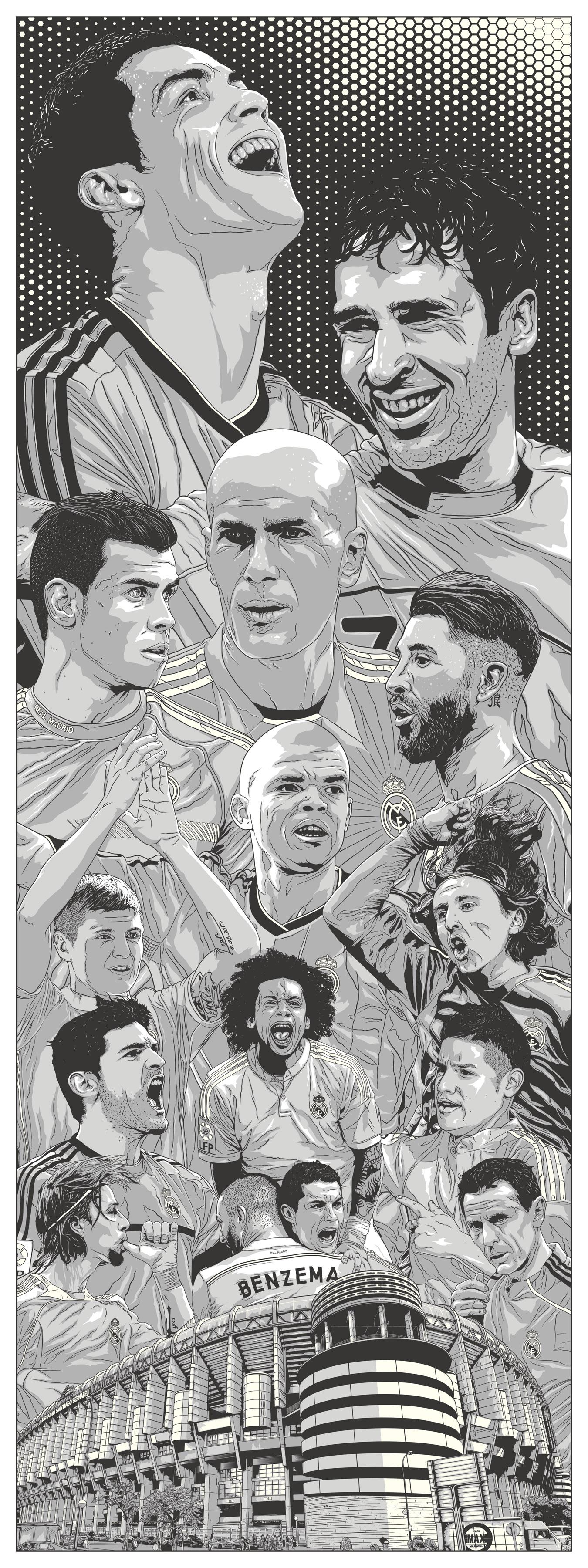 Halla Madrid! foil.jpg
