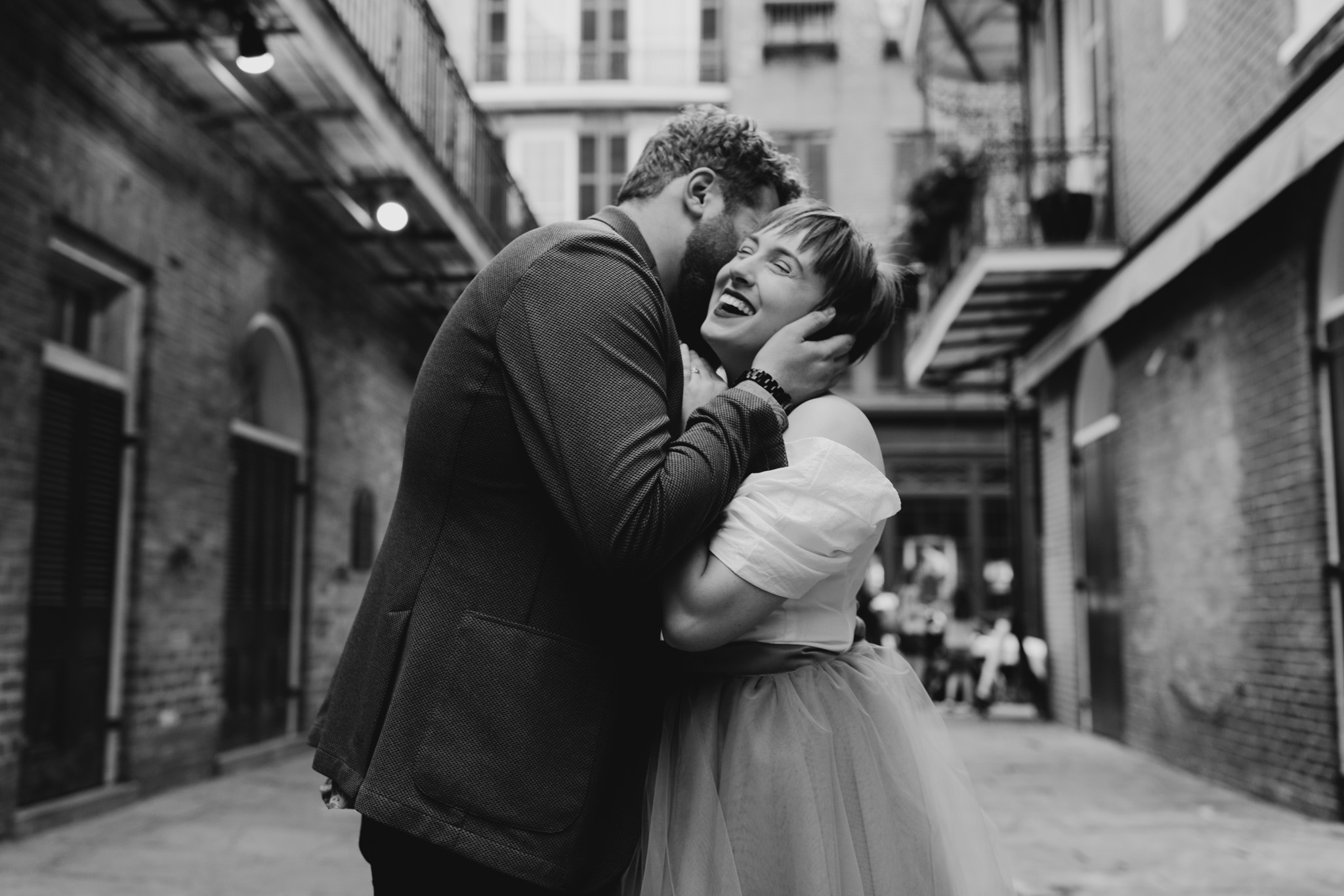 New Orleans Intimate Wedding Photography